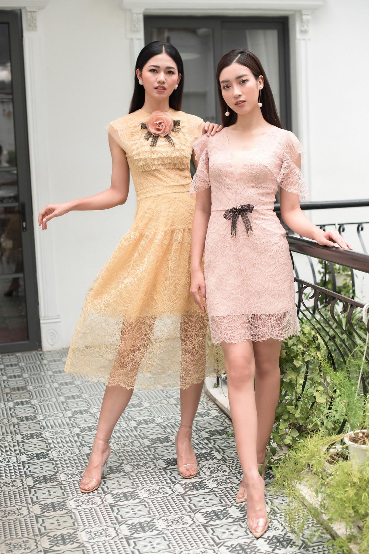 Hoa hậu Mỹ Linh, Á hậu Thanh Tú đốn gục trái tim mọi chàng trai với bộ ảnh ngọt ngào, nữ tính - Ảnh 17.