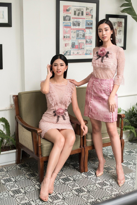 Hoa hậu Mỹ Linh, Á hậu Thanh Tú đốn gục trái tim mọi chàng trai với bộ ảnh ngọt ngào, nữ tính - Ảnh 5.