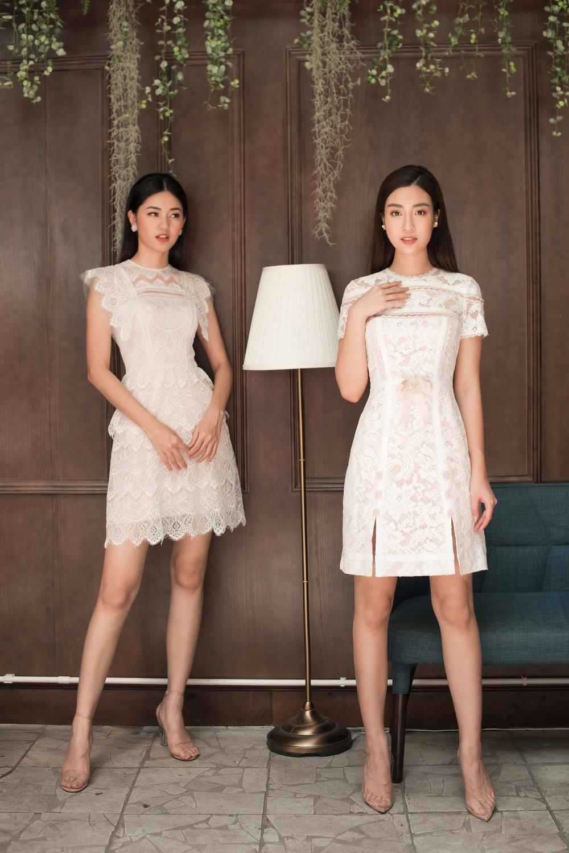 Hoa hậu Mỹ Linh, Á hậu Thanh Tú đốn gục trái tim mọi chàng trai với bộ ảnh ngọt ngào, nữ tính - Ảnh 15.