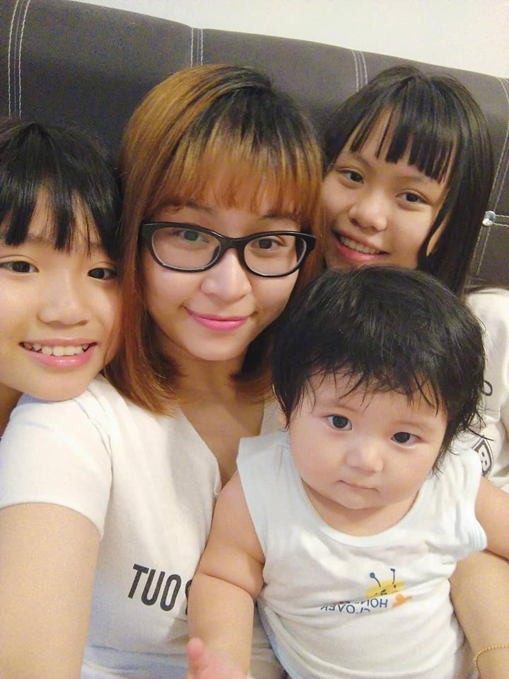 Mẹ đi đâu, con đu theo đấy - Bộ ảnh mẹ Việt chia sẻ khiến hàng nghìn mẹ có con nhỏ đồng cảm - Ảnh 14.