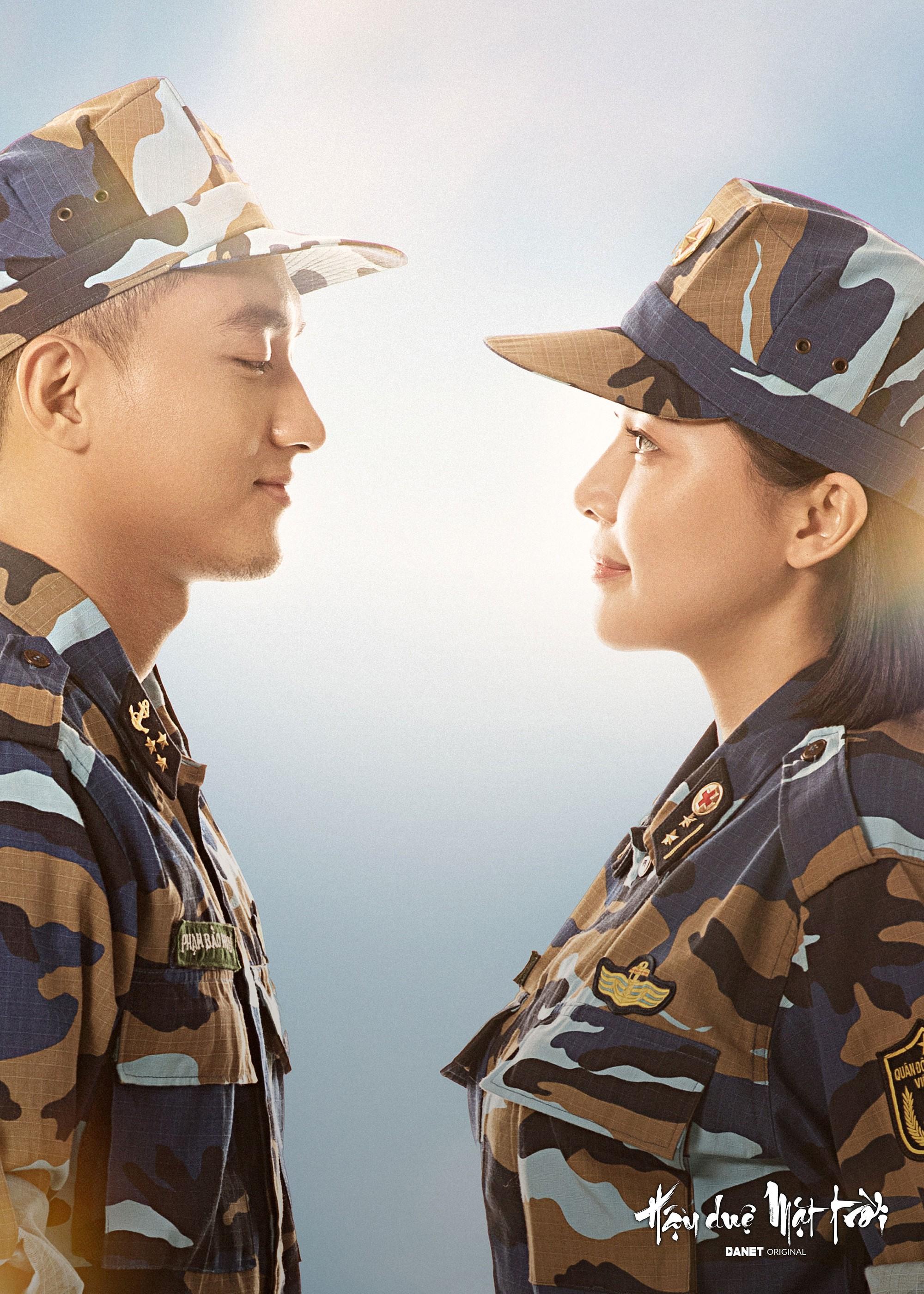 Nữ phụ Hậu duệ Mặt trời Cao Thái Hà: Tôi được mời cast vai bác sĩ chứ không phải trung úy  - Ảnh 3.