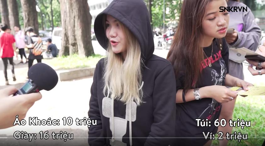 Clip: Xem giới trẻ Việt tự bóc set đồ của mình tại Sneaker Fest 2018 mà choáng, có bộ lên đến cả trăm triệu đồng! - Ảnh 2.