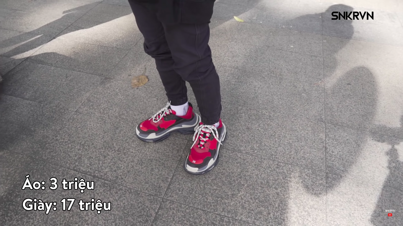 Clip: Xem giới trẻ Việt tự bóc set đồ của mình tại Sneaker Fest 2018 mà choáng, có bộ lên đến cả trăm triệu đồng! - Ảnh 13.