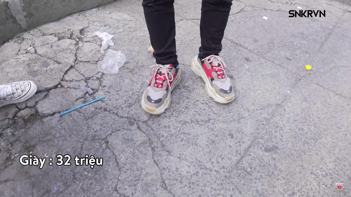 Clip: Xem giới trẻ Việt tự bóc set đồ của mình tại Sneaker Fest 2018 mà choáng, có bộ lên đến cả trăm triệu đồng! - Ảnh 14.
