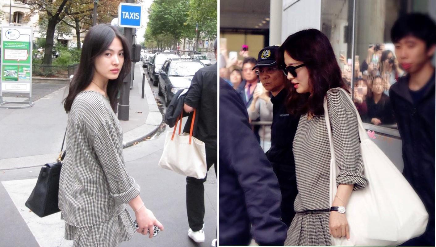 Giàu nứt đố đổ vách nhưng Phạm Băng Băng, Angela Baby, Song Hye Kyo rất hay mặc lại đồ cũ - Ảnh 12.