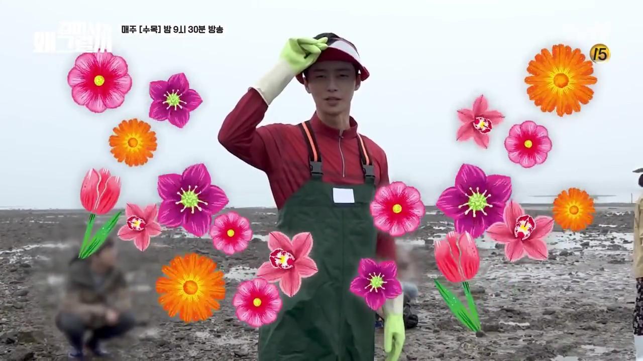 Hậu trường Thư Ký Kim: Quá bất ngờ với thứ đựng trong hộp quà Park Seo Joon mang ra đảo - Ảnh 7.