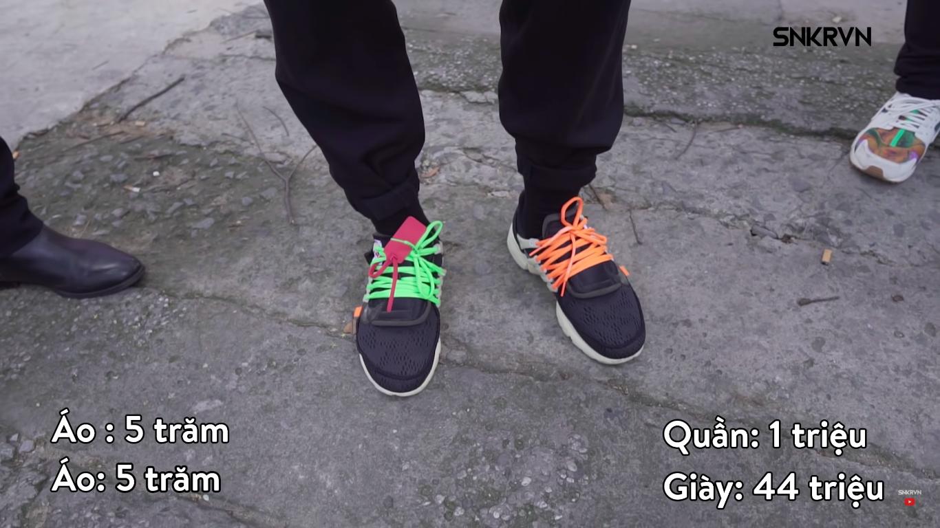 Clip: Xem giới trẻ Việt tự bóc set đồ của mình tại Sneaker Fest 2018 mà choáng, có bộ lên đến cả trăm triệu đồng! - Ảnh 11.