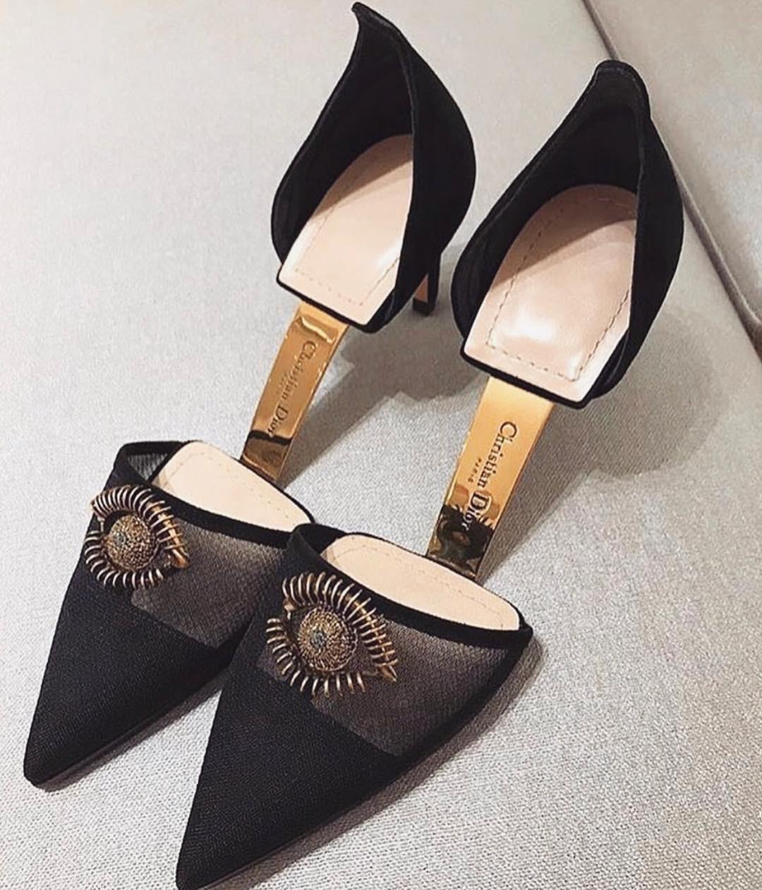 Nếu Dior ra mẫu cao gót mới này, liệu bạn có dám đi thử? - Ảnh 2.