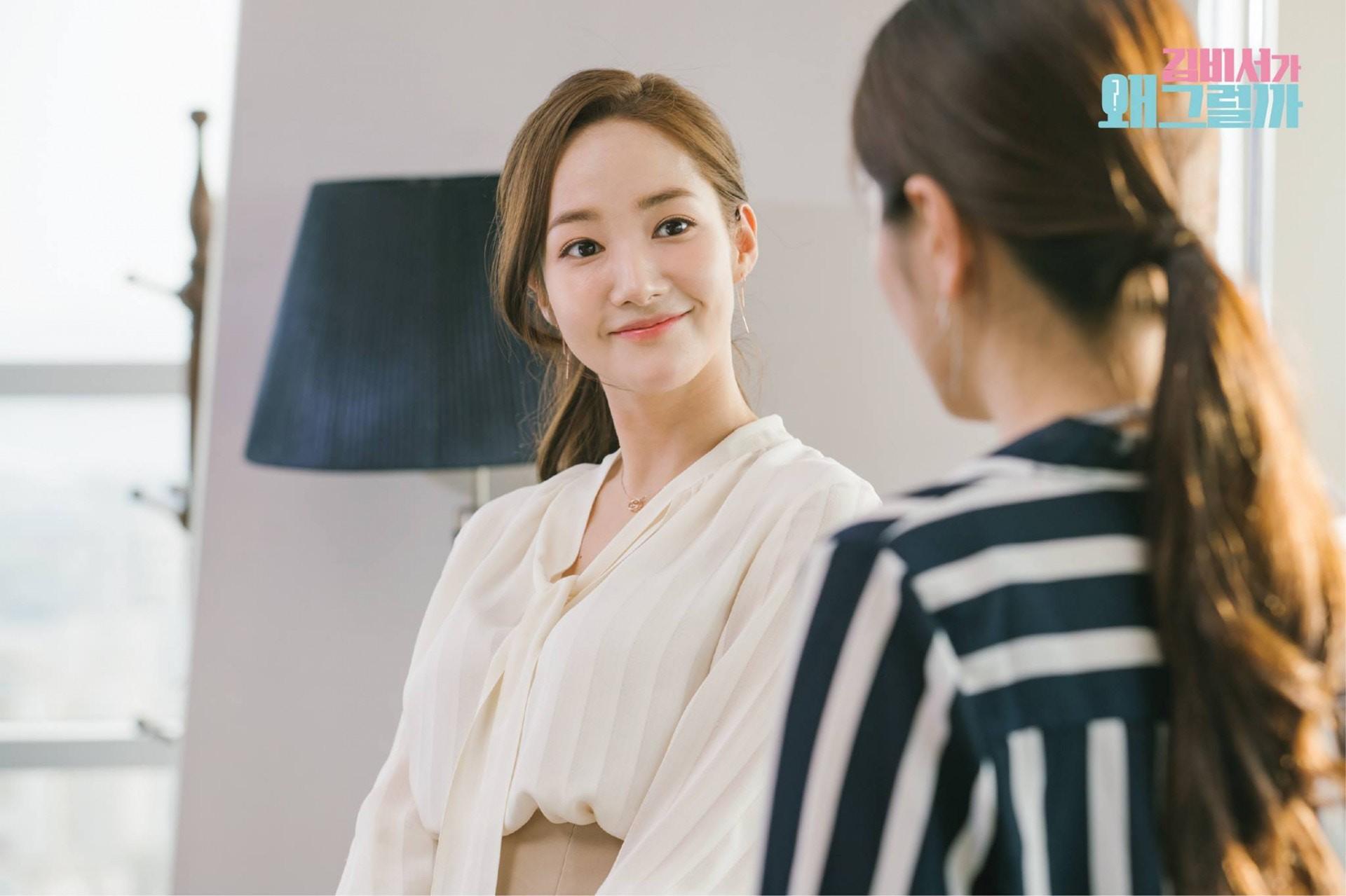 5 kiểu áo blouse được thư ký Kim lăng xê: thanh lịch, cuốn hút và các cô nàng công sở hoàn toàn có thể học theo - Ảnh 7.