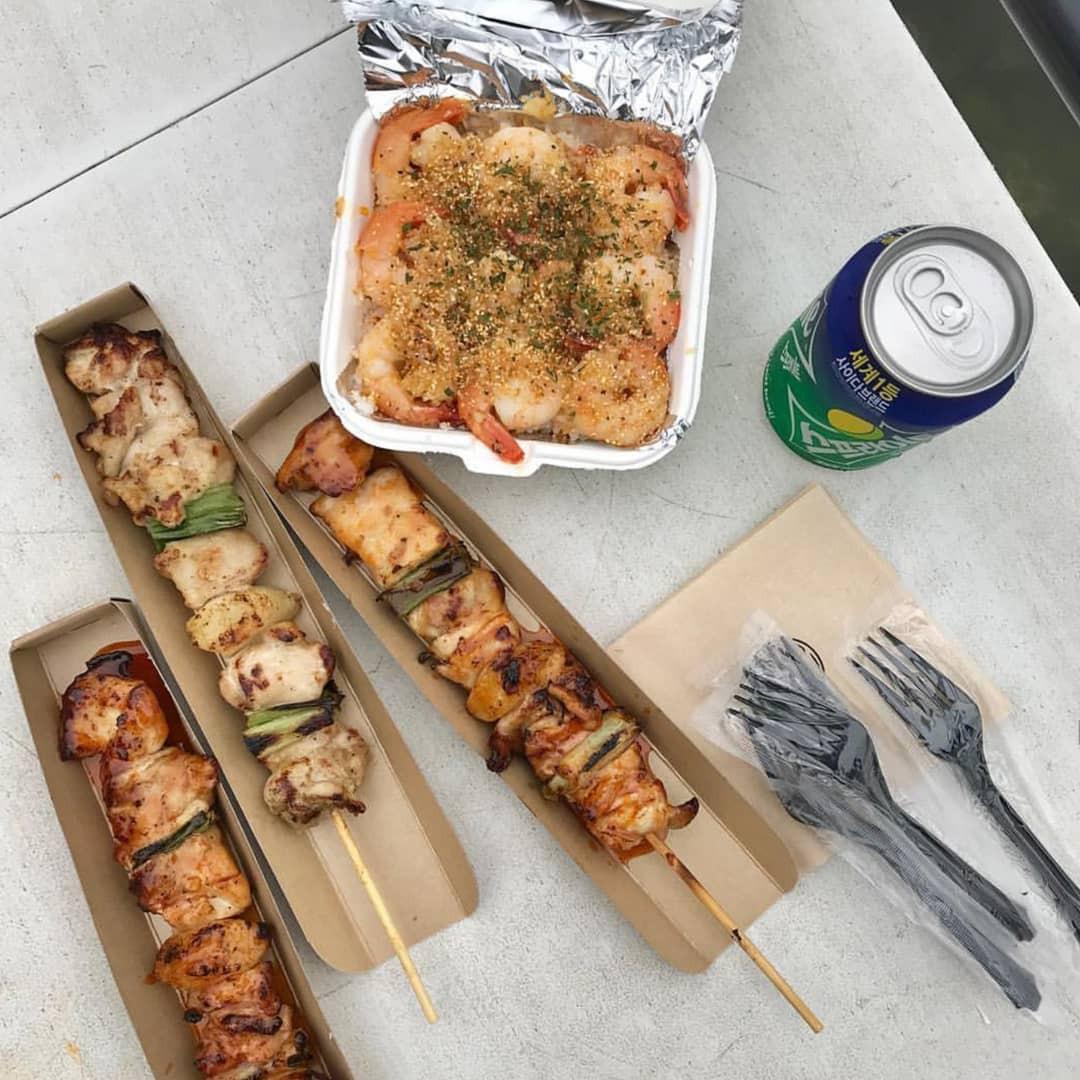 9 món ăn đường phố vô cùng nổi tiếng của Hàn Quốc, số 6 nhiều người không dám ăn - Ảnh 2.