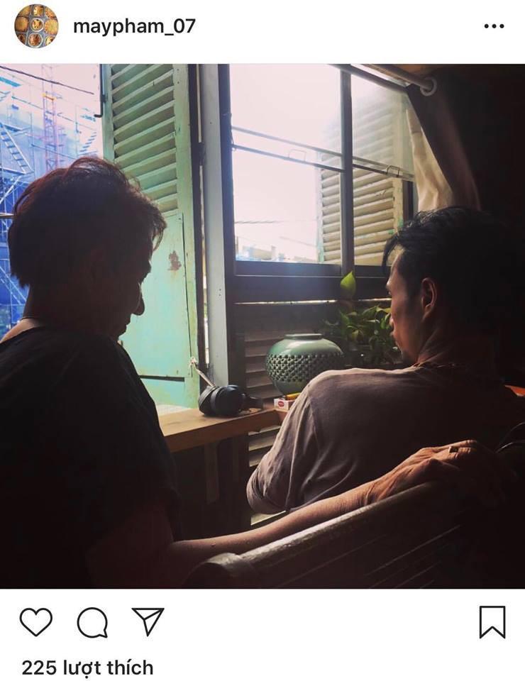 Hình ảnh hiếm hoi đầu tiên của Phạm Anh Khoa sau ồn ào bị tố gạ tình - Ảnh 1.