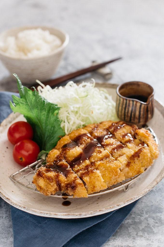 Học người Nhật làm thịt tẩm bột chiên giòn bên ngoài mềm ngọt bên trong - Ảnh 8.