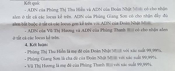 Bi kịch phía sau vụ trao nhầm con ở Hà Nội: Vợ chồng phải ly hôn vì con không giống ai - Ảnh 3.