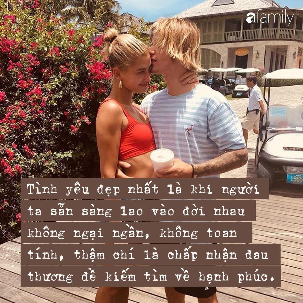 Hailey Baldwin - vị hôn thê của Justin Bieber: Đã yêu thì quan trọng gì dại hay khôn - Ảnh 7.
