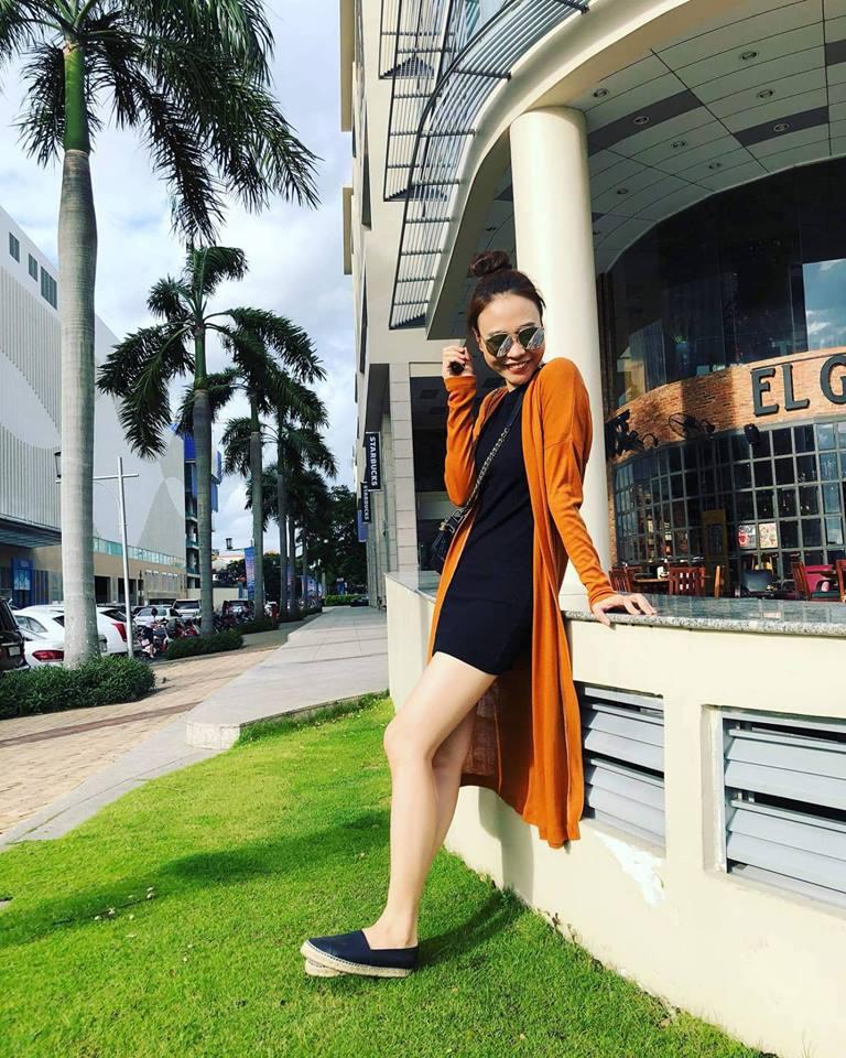 Đàm Thu Trang tự tin khẳng định đang hạnh phúc vì yêu và được yêu - Ảnh 3.