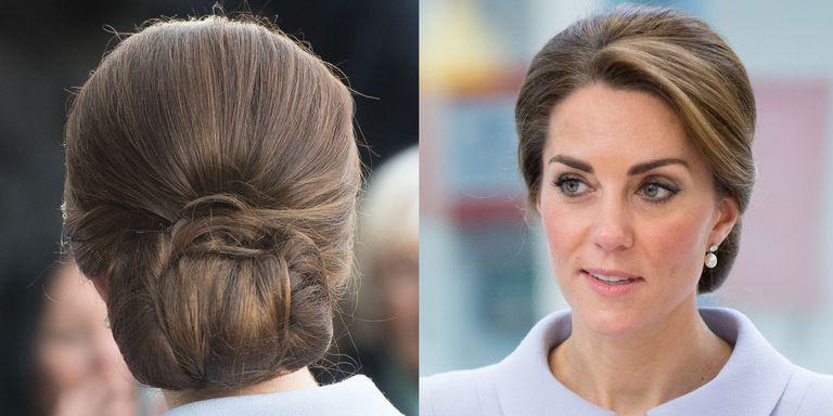 Chỉ một chi tiết vô cùng nhỏ trên mái tóc thôi cũng đủ thấy Công nương Kate tinh ý đến mức nào - Ảnh 5.