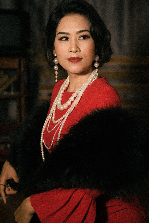 Chị Nguyệt thảo mai Hà Hương sang chảnh hóa minh tinh màn bạc  - Ảnh 6.