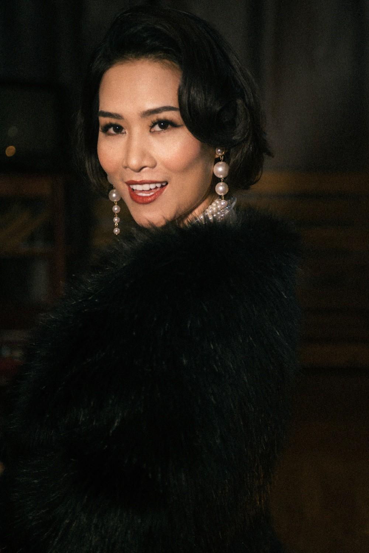 Chị Nguyệt thảo mai Hà Hương sang chảnh hóa minh tinh màn bạc  - Ảnh 8.
