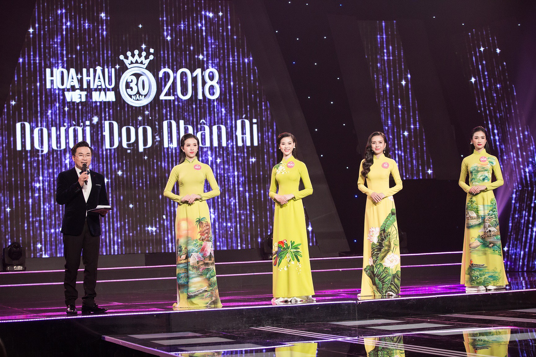 Hoa hậu Việt Nam 2018 - Người đẹp nhân ái không có chỗ để diễn sâu - Ảnh 3.