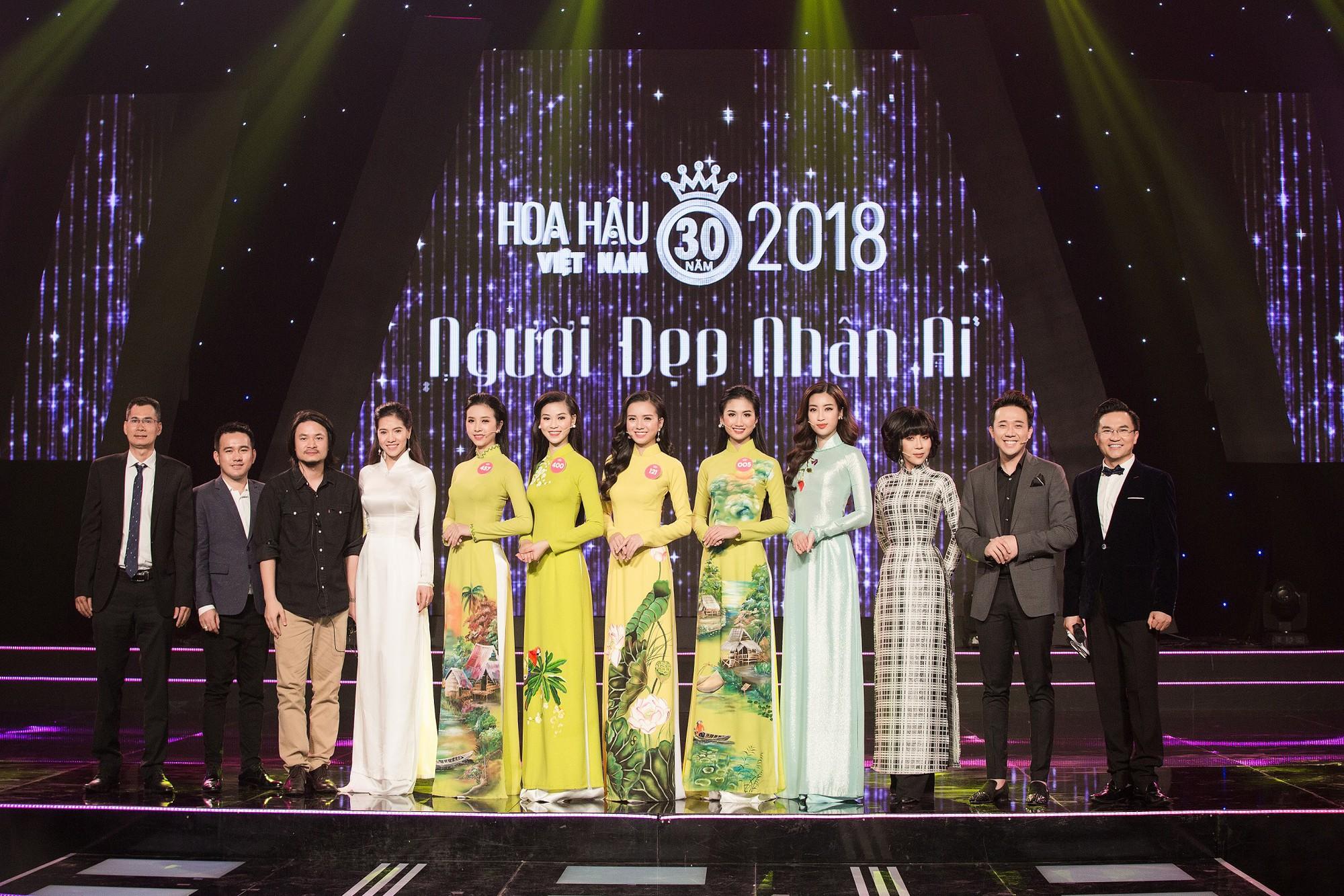 Hoa hậu Việt Nam 2018 - Người đẹp nhân ái không có chỗ để diễn sâu - Ảnh 2.