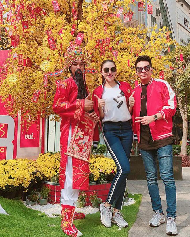 Sau Lan Khuê và Tú Anh, Lê Hà bất ngờ tiết lộ thời điểm lên xe hoa với người yêu điển trai - Ảnh 3.