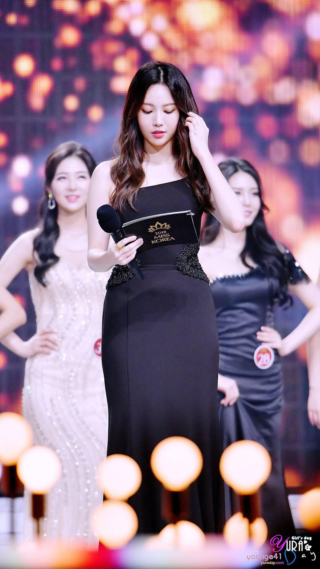 """Trớ trêu các cuộc thi sắc đẹp Hàn Quốc: Hoa hậu bị """"kẻ ngoài cuộc"""" lấn át nhan sắc ngay trong đêm đăng quang! - Ảnh 1."""