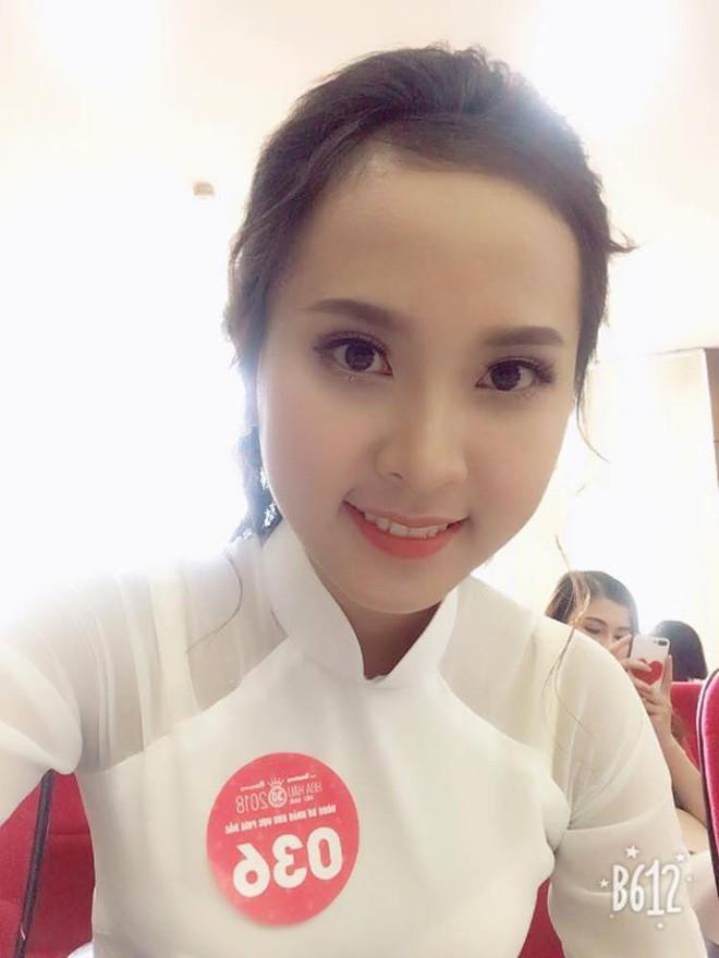 Thế hệ mỹ nhân 10x thi Hoa hậu Việt Nam 2018: Toàn nữ sinh vừa thi tốt nghiệp, xinh đẹp và sở hữu thành tích ấn tượng - Ảnh 18.