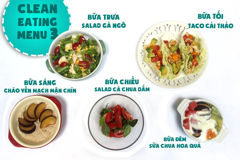 Gợi ý thực đơn 7 ngày đầu Eat Clean với nhiều món ăn quen thuộc của người Việt Nam - Ảnh 3.