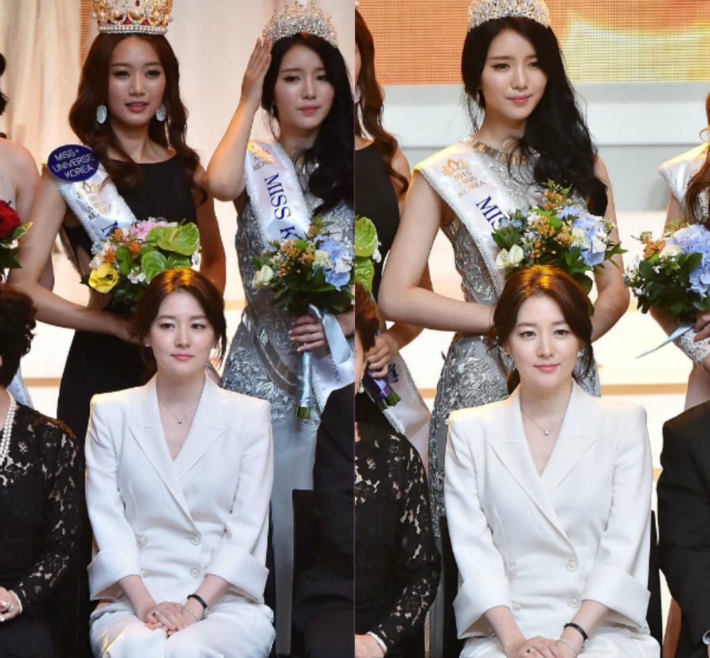 """Trớ trêu các cuộc thi sắc đẹp Hàn Quốc: Hoa hậu bị """"kẻ ngoài cuộc"""" lấn át nhan sắc ngay trong đêm đăng quang! - Ảnh 23."""