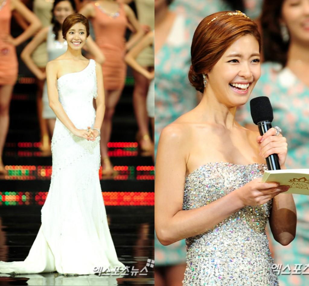 """Trớ trêu các cuộc thi sắc đẹp Hàn Quốc: Hoa hậu bị """"kẻ ngoài cuộc"""" lấn át nhan sắc ngay trong đêm đăng quang! - Ảnh 29."""