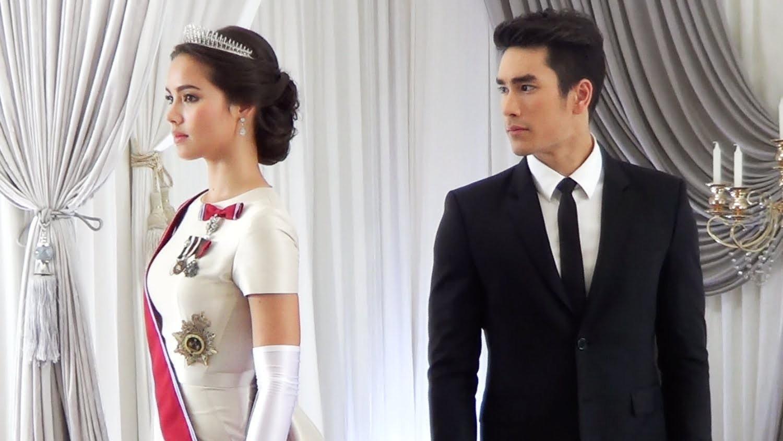 Nhan sắc thực đẹp nao lòng của mỹ nhân Thái Lan gây sốt trong Ông anh trời đánh - Ảnh 7.