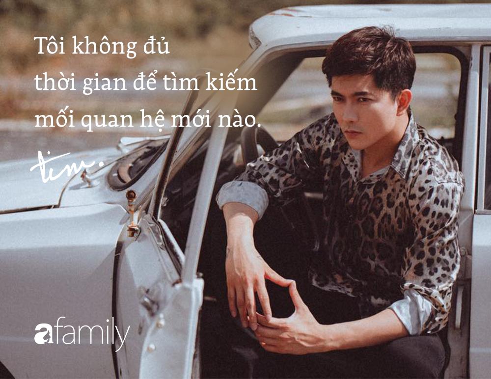 Ca sĩ Tim: Tôi và Trương Quỳnh Anh đã ly hôn nhưng vẫn là bạn sống chung nhà - Ảnh 6.