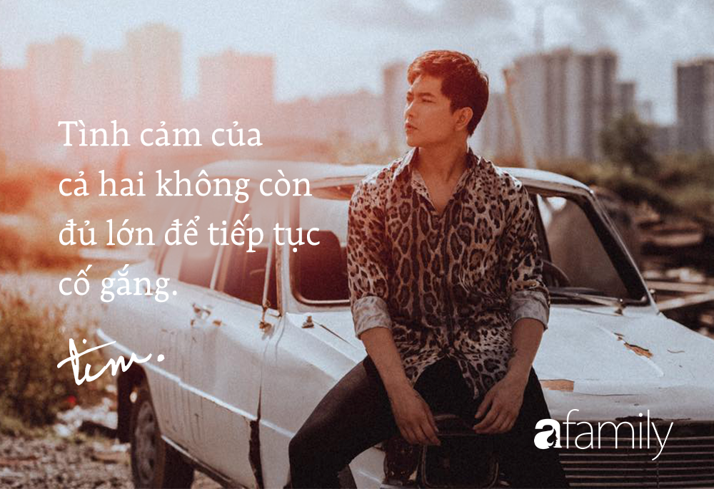 Ca sĩ Tim: Tôi và Trương Quỳnh Anh đã ly hôn nhưng vẫn là bạn sống chung nhà - Ảnh 5.