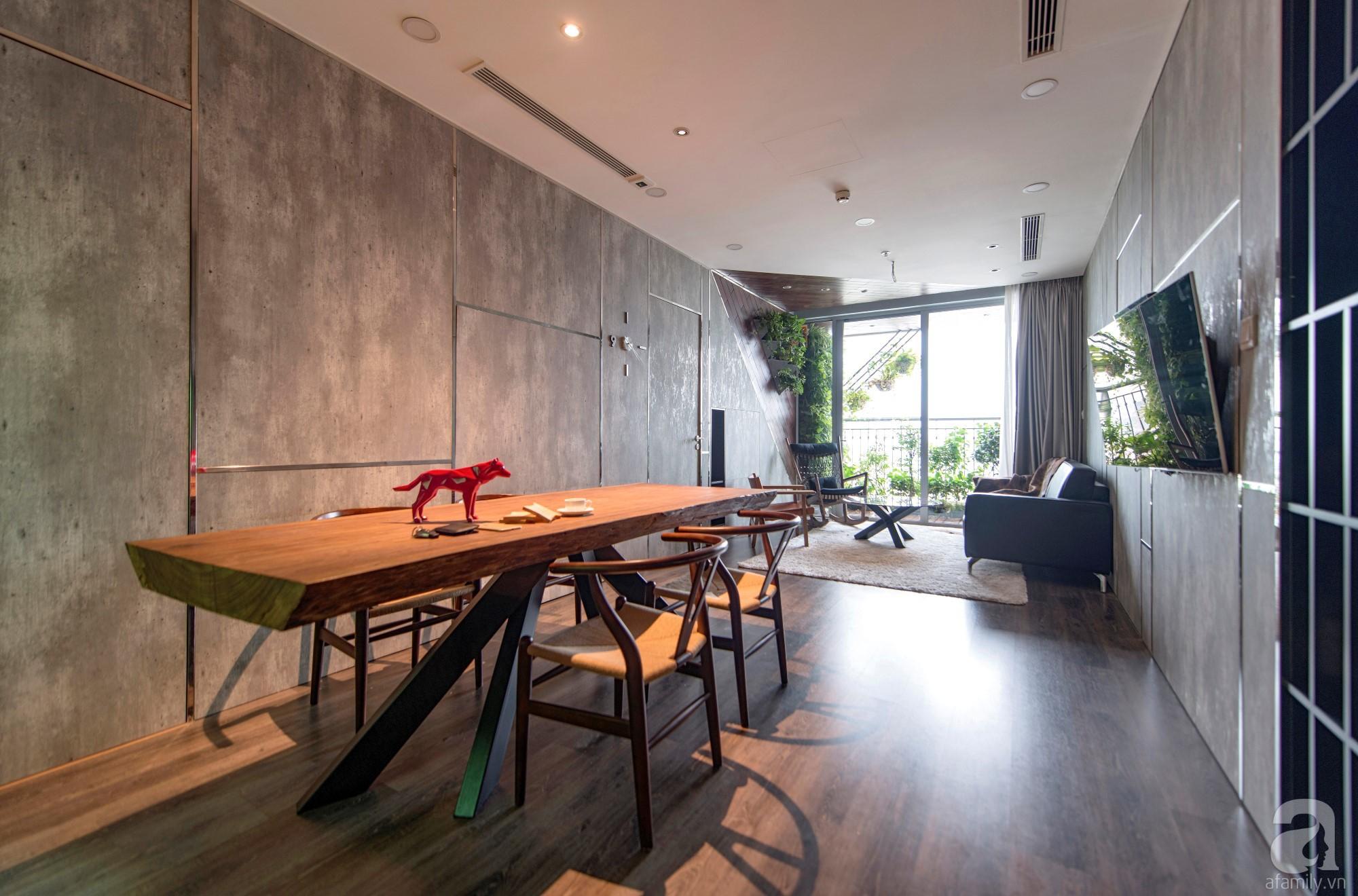Căn hộ 80m² trên tầng 21 đẹp độc đáo với chi phí cải tạo 780 triệu đồng của chủ nhà yêu cây xanh - Ảnh 15.