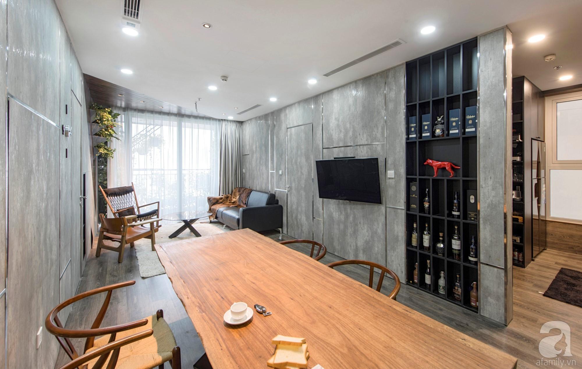 Căn hộ 80m² trên tầng 21 đẹp độc đáo với chi phí cải tạo 780 triệu đồng của chủ nhà yêu cây xanh - Ảnh 14.