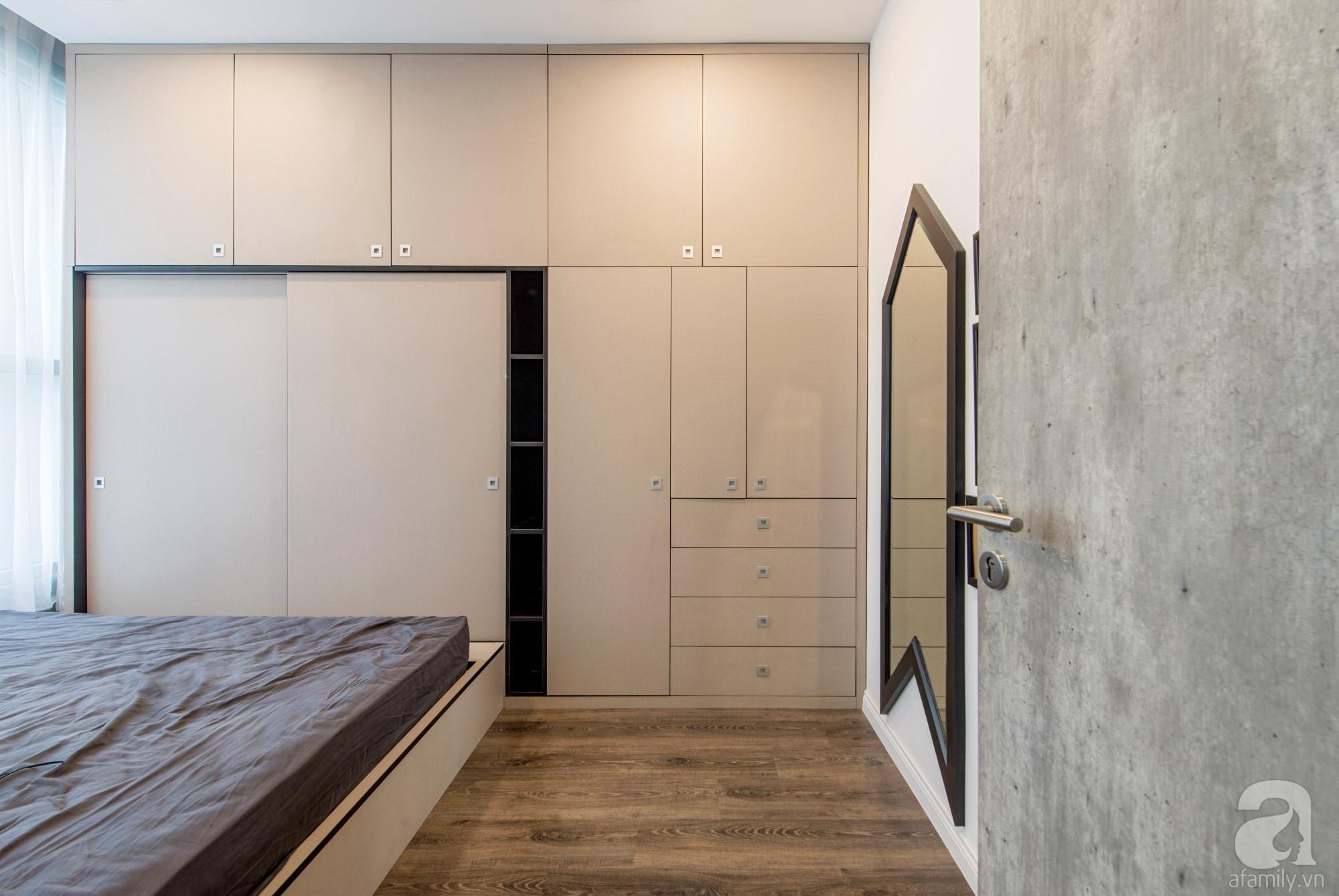 Căn hộ 80m² trên tầng 21 đẹp độc đáo với chi phí cải tạo 780 triệu đồng của chủ nhà yêu cây xanh - Ảnh 10.