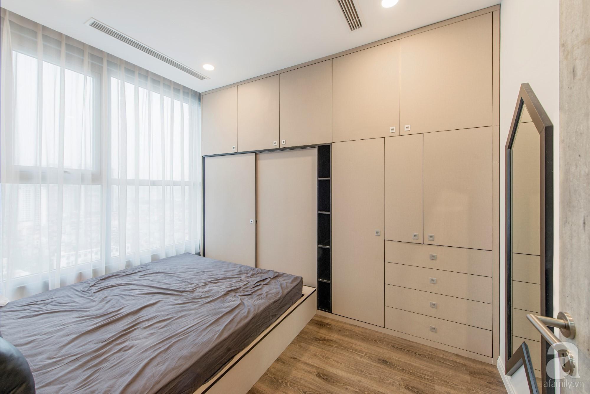 Căn hộ 80m² trên tầng 21 đẹp độc đáo với chi phí cải tạo 780 triệu đồng của chủ nhà yêu cây xanh - Ảnh 9.