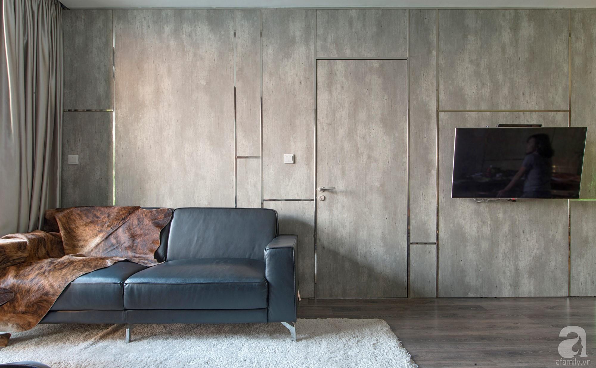 Căn hộ 80m² trên tầng 21 đẹp độc đáo với chi phí cải tạo 780 triệu đồng của chủ nhà yêu cây xanh - Ảnh 8.