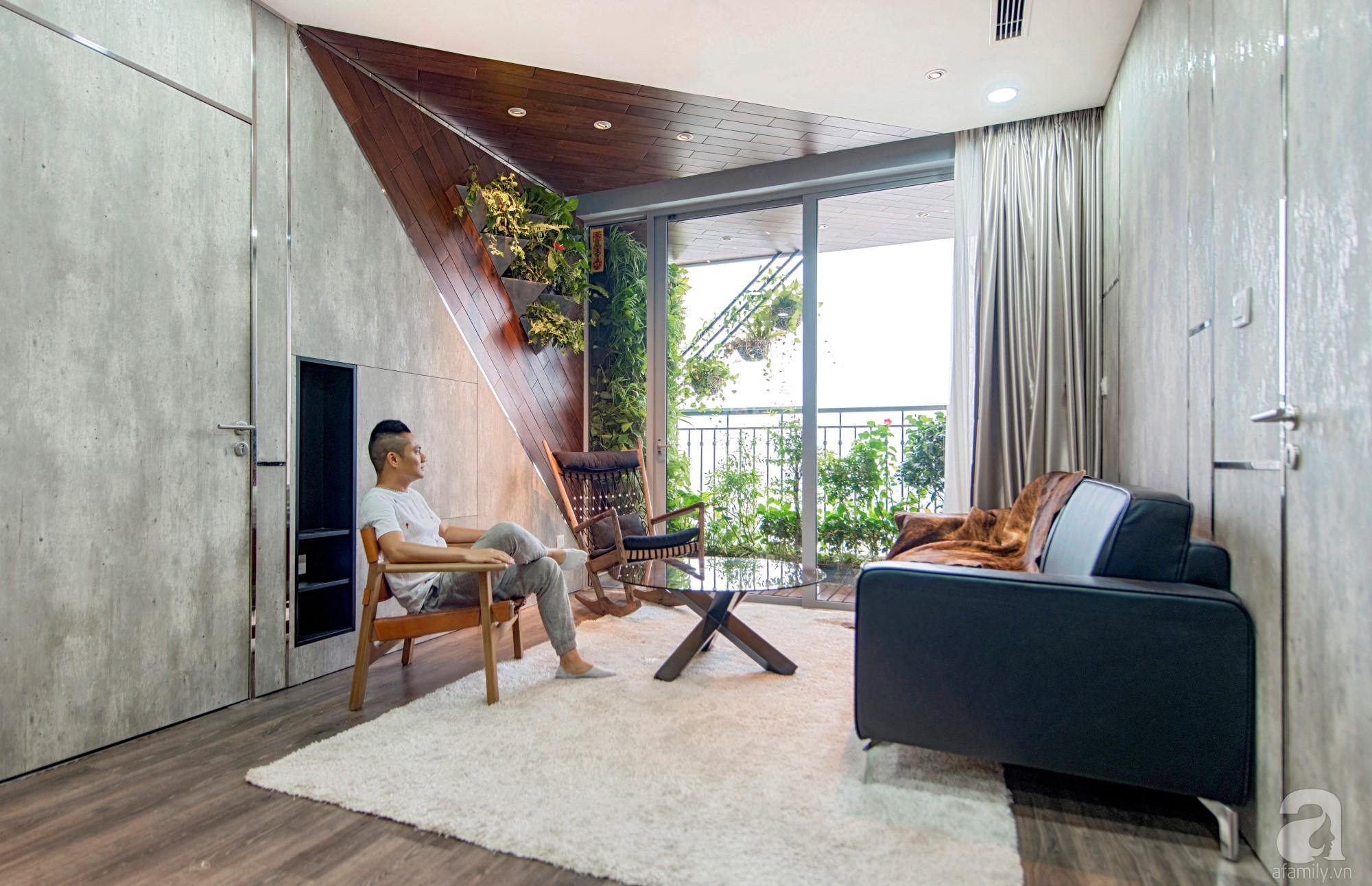 Căn hộ 80m² trên tầng 21 đẹp độc đáo với chi phí cải tạo 780 triệu đồng của chủ nhà yêu cây xanh - Ảnh 6.