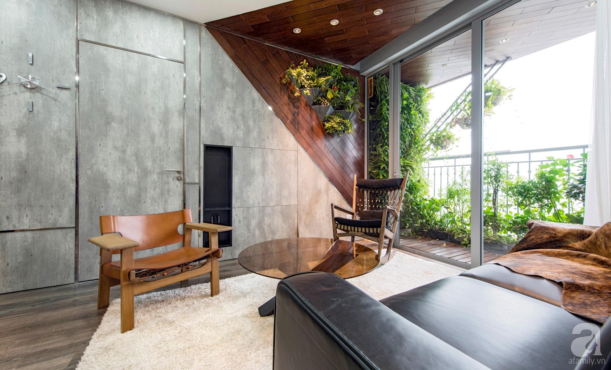 Căn hộ 80m² trên tầng 21 đẹp độc đáo với chi phí cải tạo 780 triệu đồng của chủ nhà yêu cây xanh - Ảnh 5.