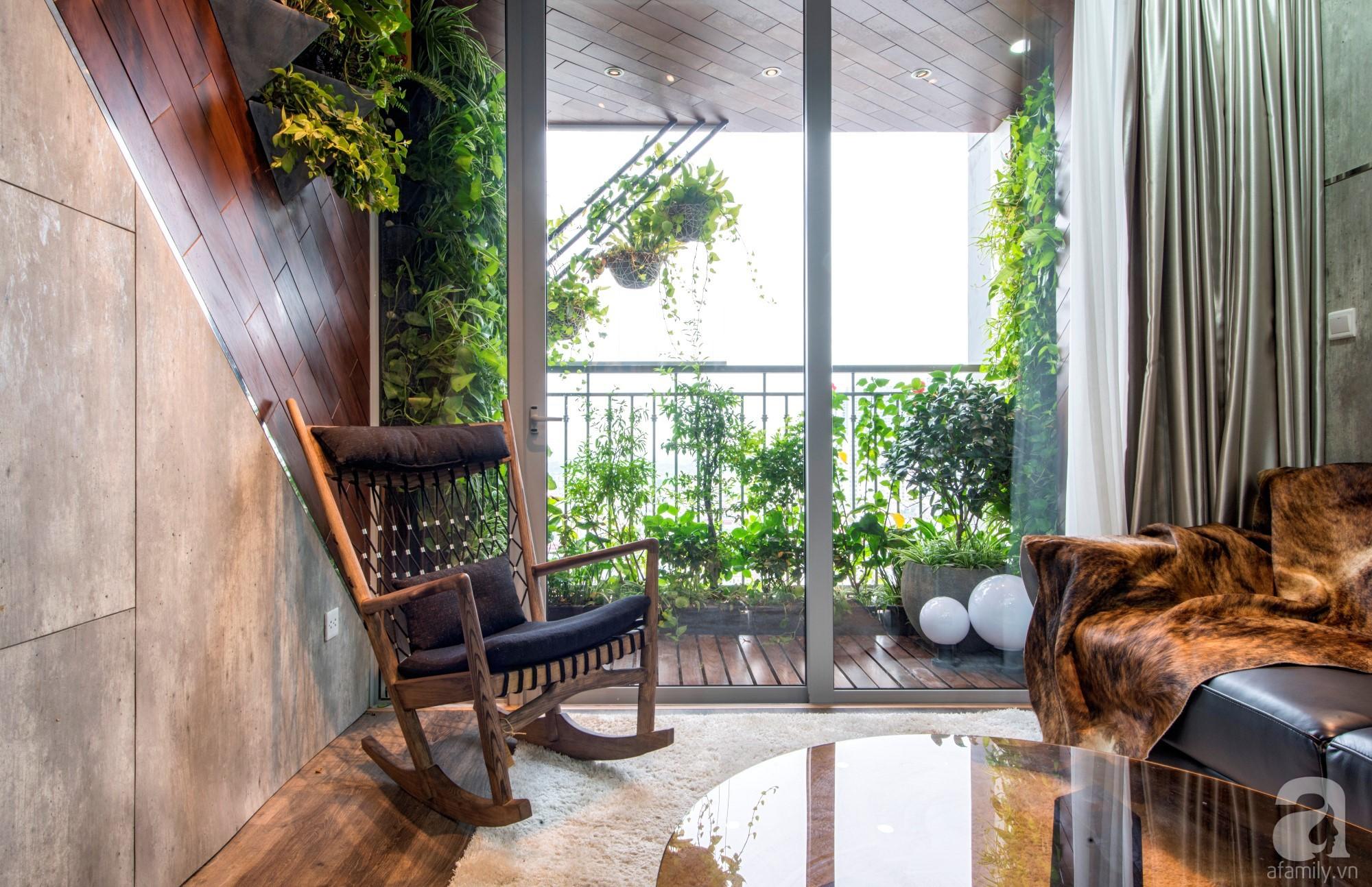 Căn hộ 80m² trên tầng 21 đẹp độc đáo với chi phí cải tạo 780 triệu đồng của chủ nhà yêu cây xanh - Ảnh 4.