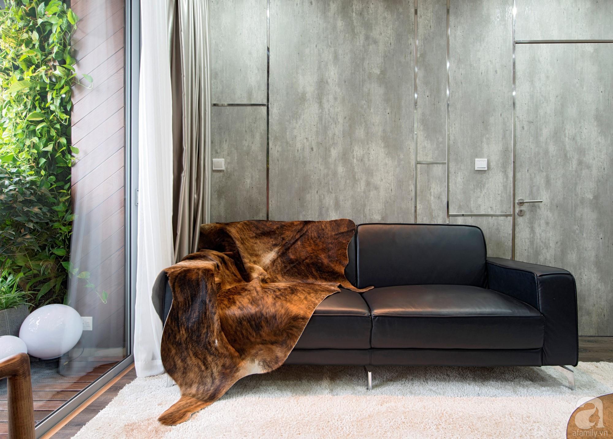 Căn hộ 80m² trên tầng 21 đẹp độc đáo với chi phí cải tạo 780 triệu đồng của chủ nhà yêu cây xanh - Ảnh 3.