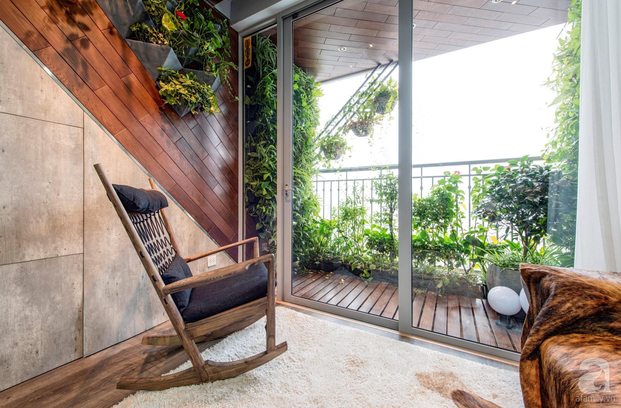 Căn hộ 80m² trên tầng 21 đẹp độc đáo với chi phí cải tạo 780 triệu đồng của chủ nhà yêu cây xanh - Ảnh 2.