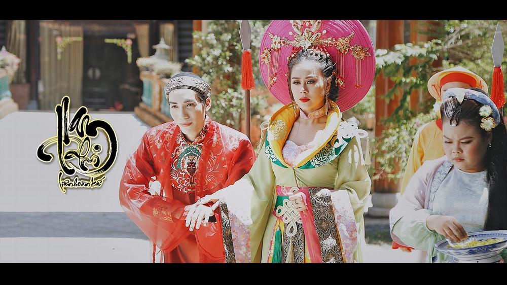 Sau Chị 13 của Thu Trang, lại đến lượt phim hậu cung của Nam Thư gây sốt  - Ảnh 8.