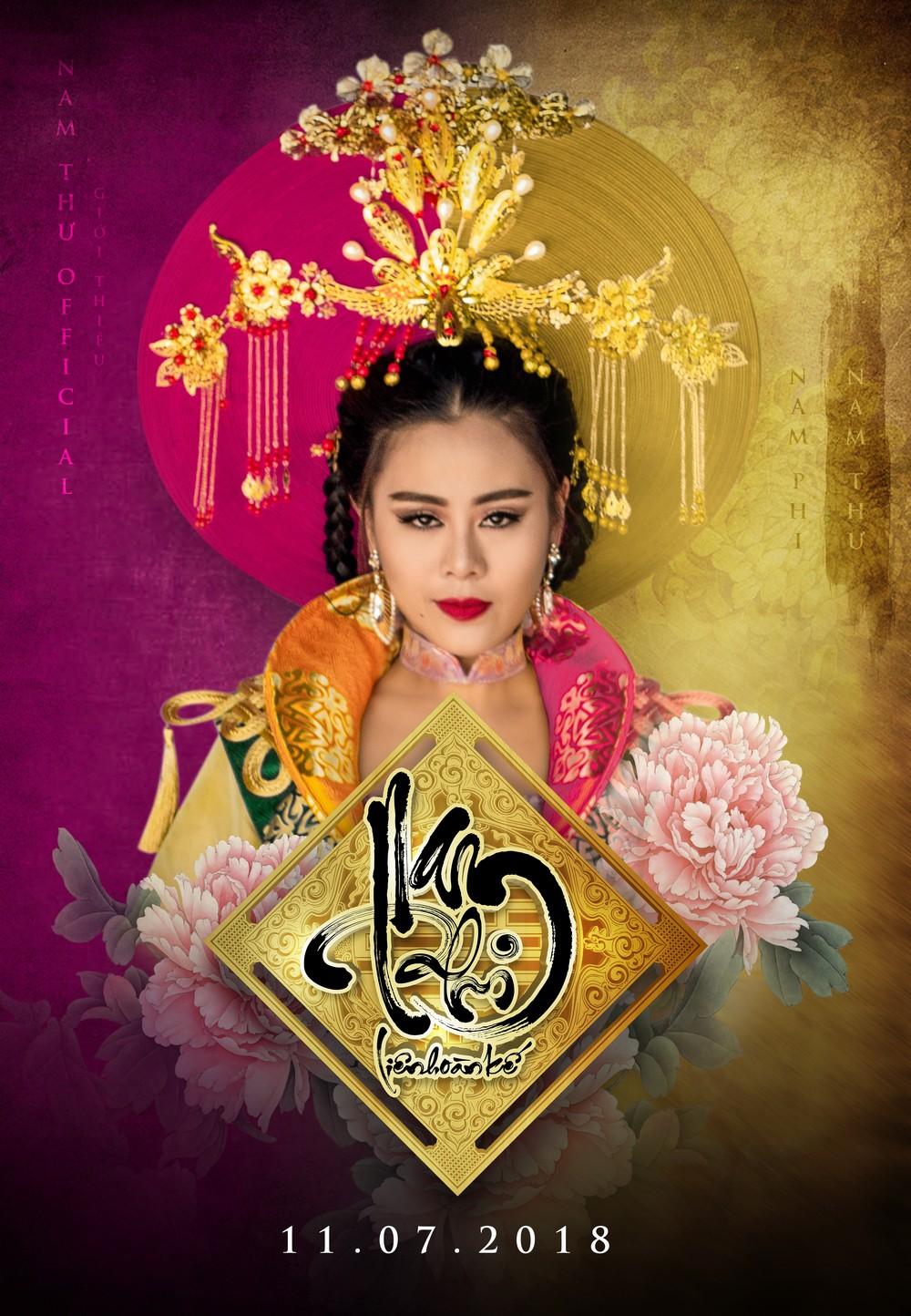 Sau Chị 13 của Thu Trang, lại đến lượt phim hậu cung của Nam Thư gây sốt  - Ảnh 2.