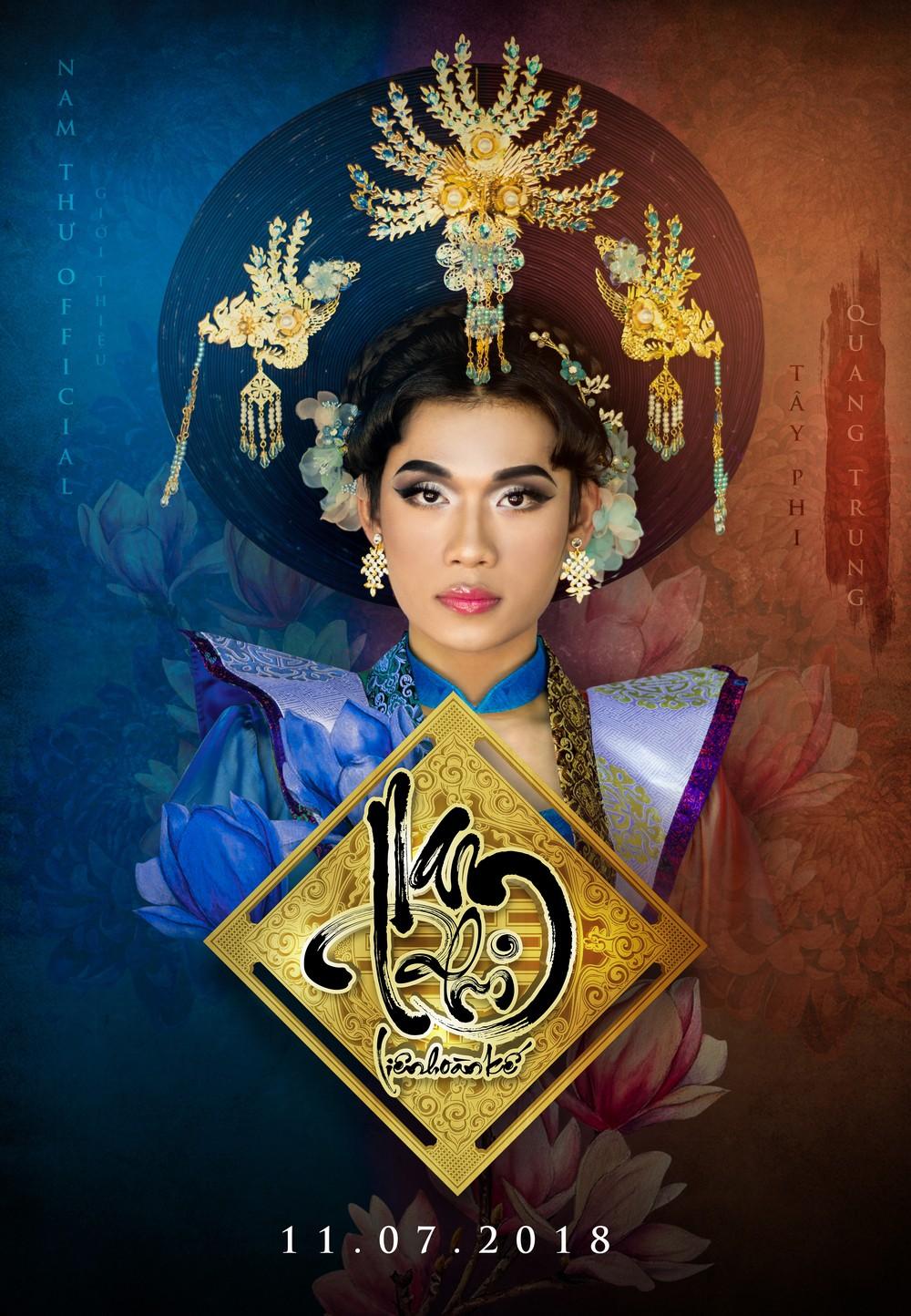 Sau Chị 13 của Thu Trang, lại đến lượt phim hậu cung của Nam Thư gây sốt  - Ảnh 7.
