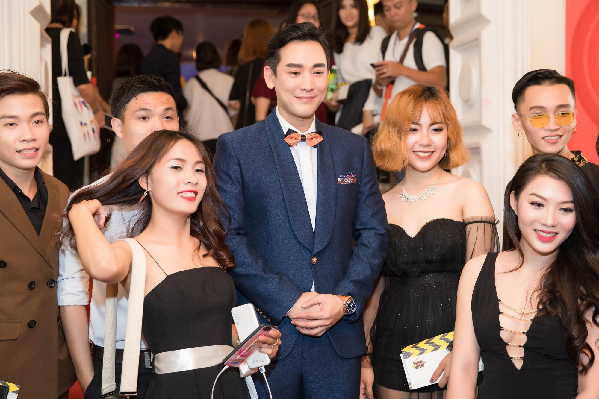 Hứa Vĩ Văn hóa quý ông lịch lãm, Hoa hậu Diệu Linh diện đầm độc nổi bật  - Ảnh 7.