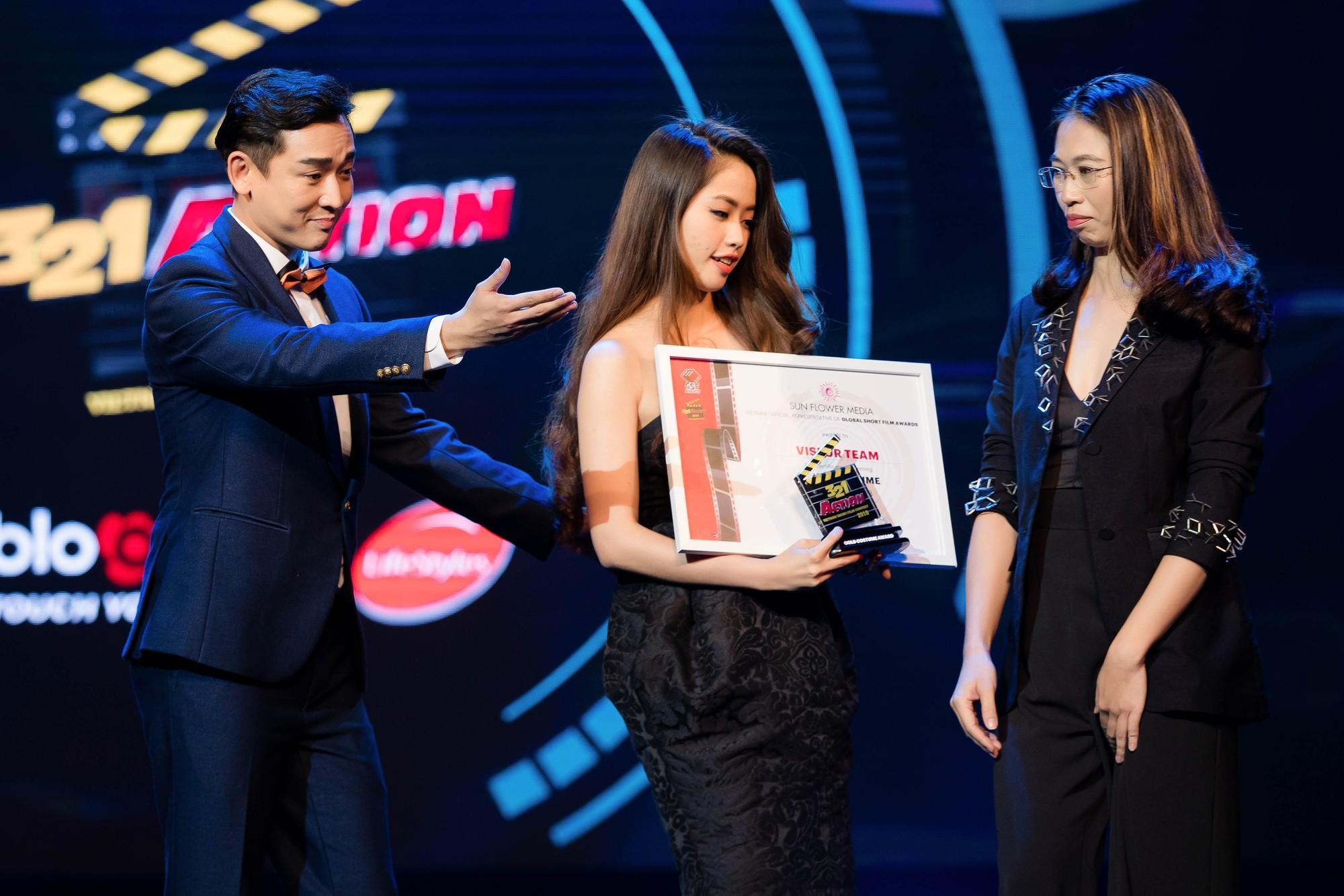 Hứa Vĩ Văn hóa quý ông lịch lãm, Hoa hậu Diệu Linh diện đầm độc nổi bật  - Ảnh 8.