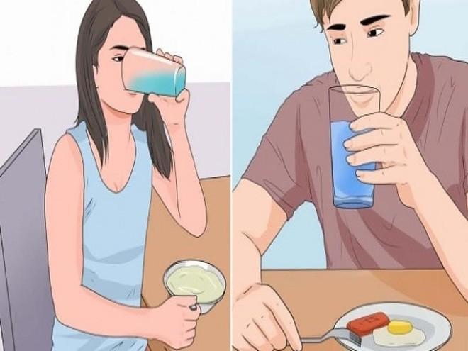 Bạn nên chờ bao lâu để uống nước sau khi ăn? - Ảnh 1.