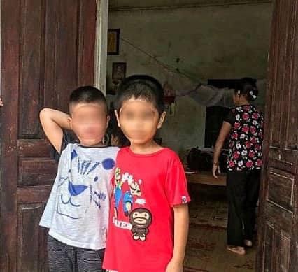Trao nhầm con ở Ba Vì, Hà Nội: 2 đứa bé đã được đoàn tụ, hồn nhiên chơi đùa vui vẻ cùng nhau - Ảnh 1.